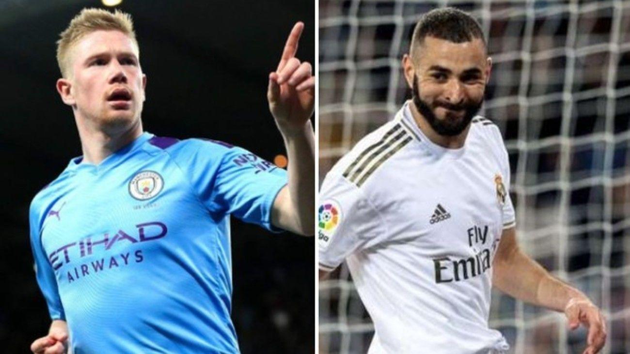 El Real Madrid busca la remontada ante el City de Guardiola