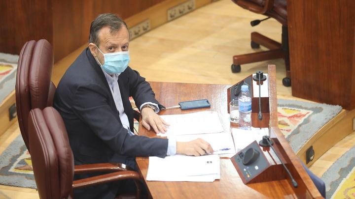 """Alberto Reyero: """"La situación general es de una tranquilidad en alerta"""""""