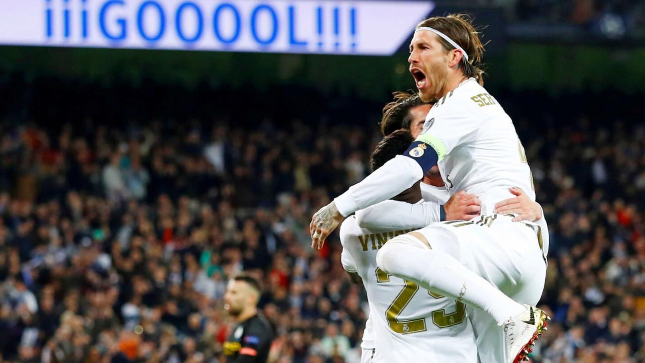 Manchester City-Real Madrid,ADN y vértigo se citan en el Etihad
