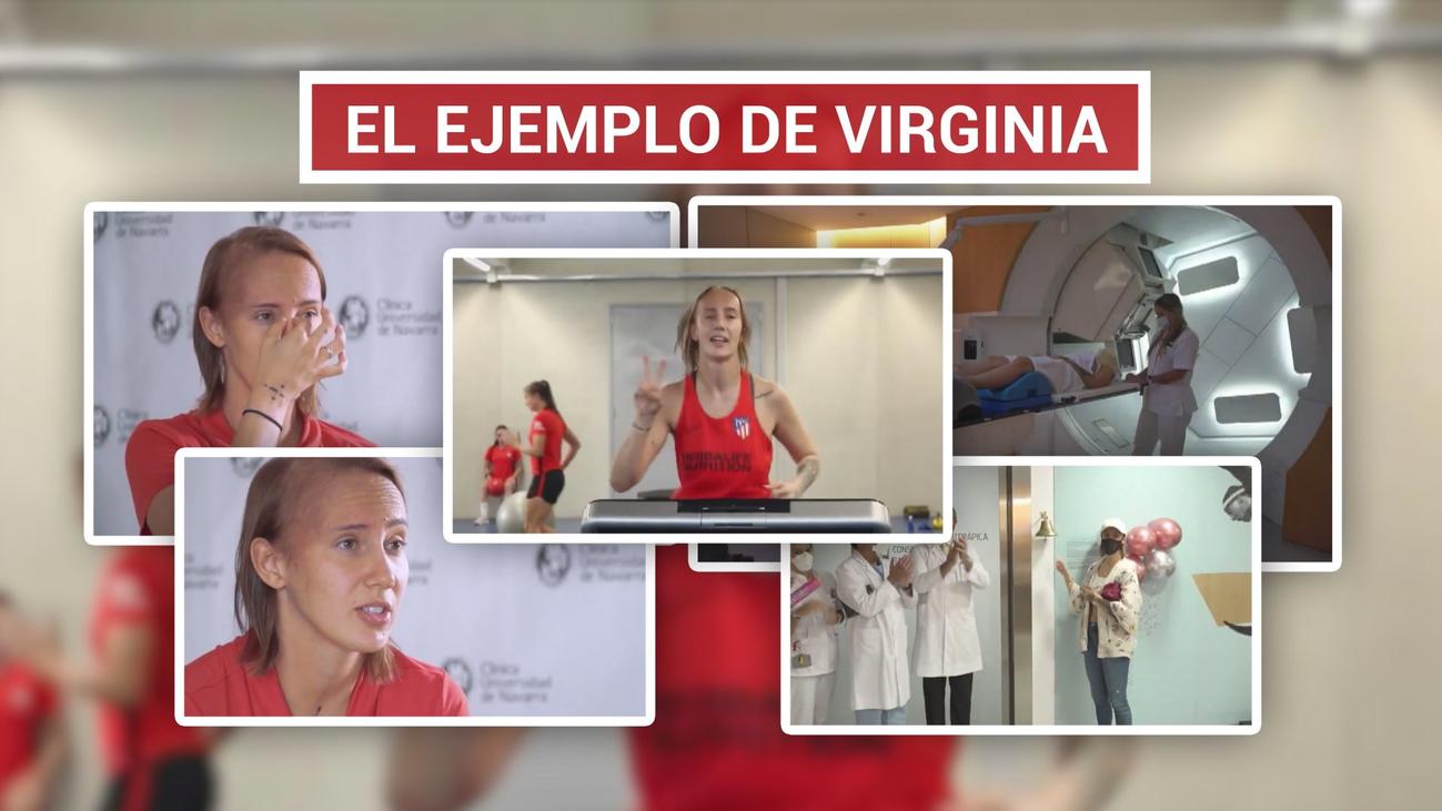 El duro día a día de Virginia Torrecilla tras ser operada de un tumor