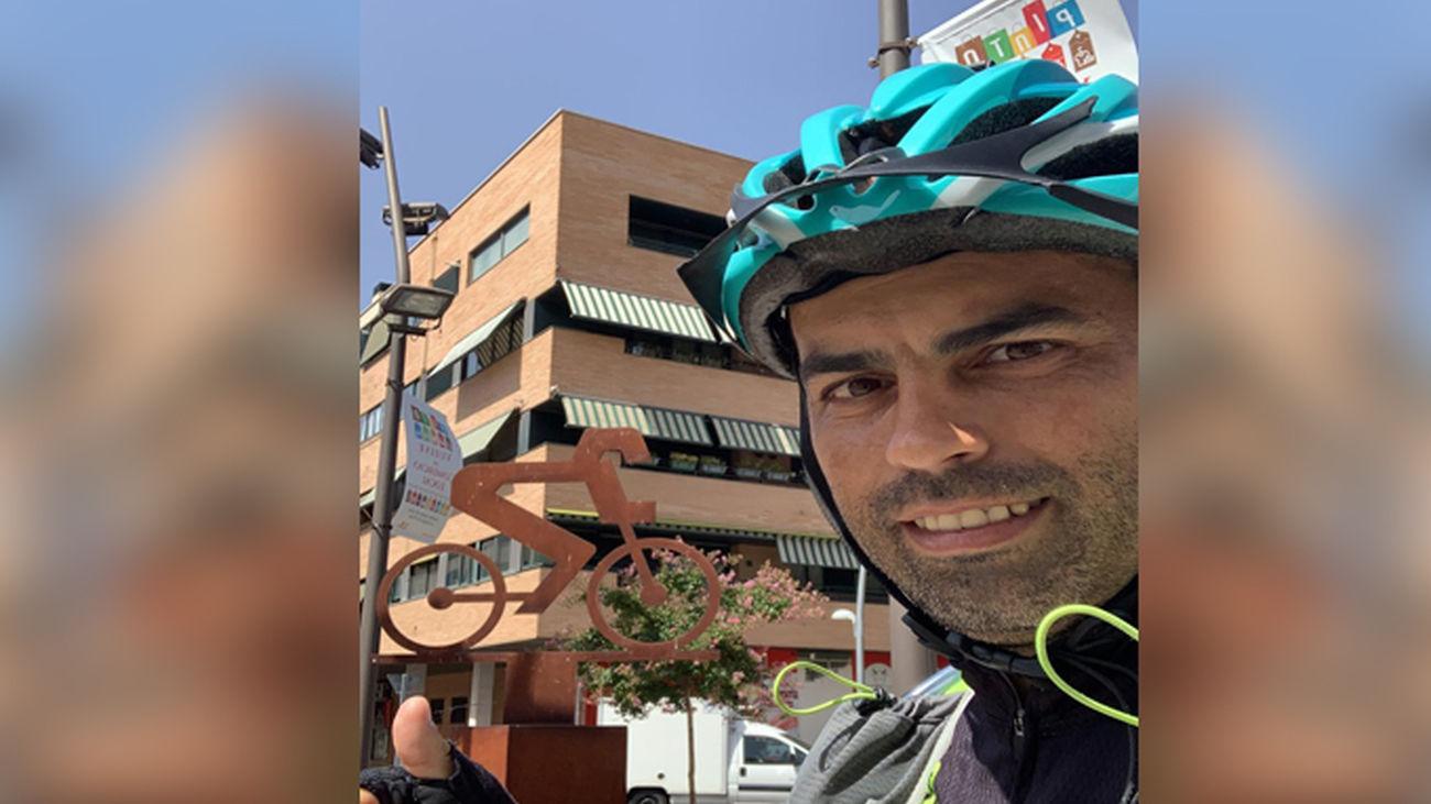 Las dos caras del ciclismo en Madrid