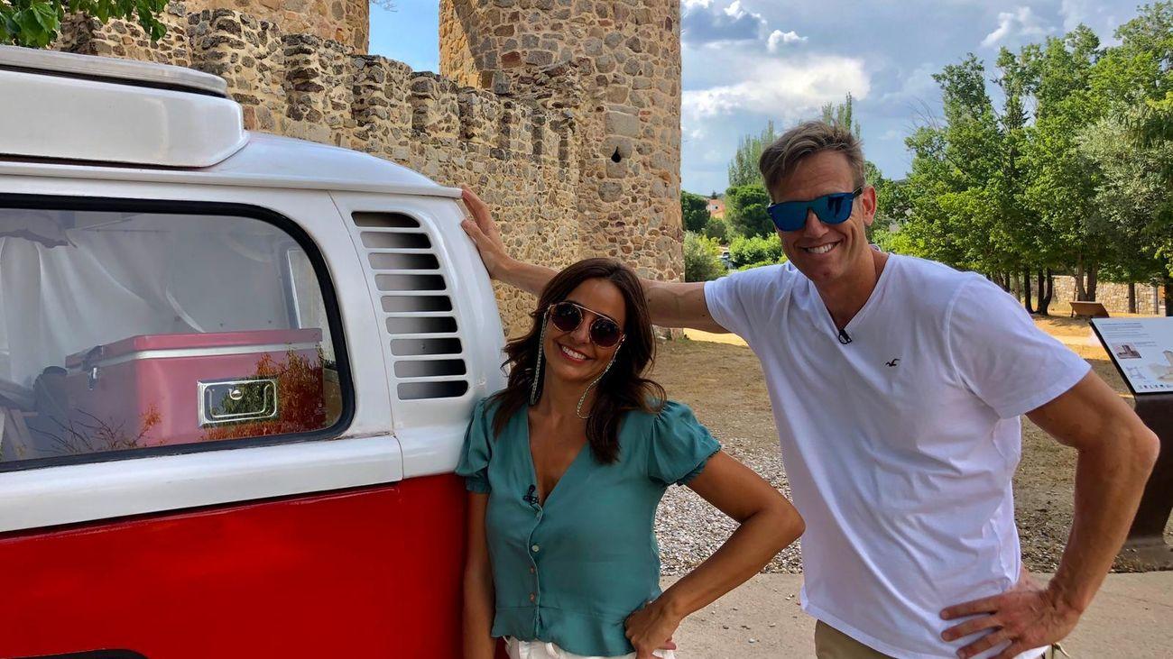 'Dos en la carretera' llega este miércoles a San Martín de Valdeiglesias