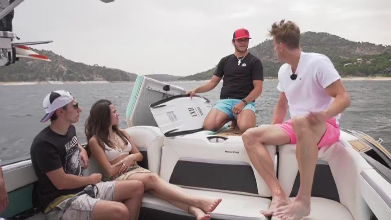 ¿En qué consiste el 'wakeboard'?