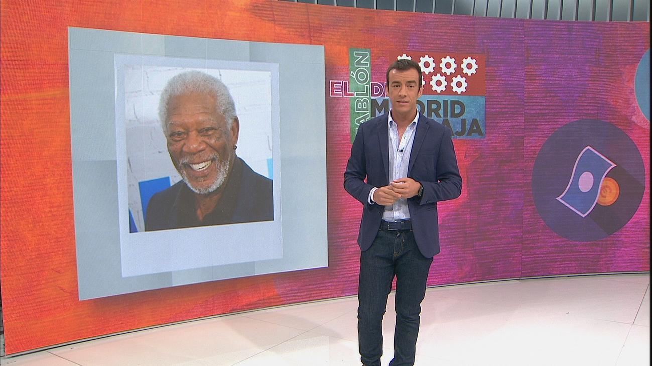 Se busca doble de luces de Morgan Freeman para una serie en Madrid