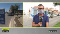 Un hombre con posible coronavirus tose a la Guardia Civil en un control en Paracuellos del Jarama