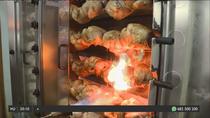 El asador de pollos que triunfa en Madrid