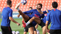 Correa y Vrsaljko son los dos contagiados de covid del Atlético, mientras el resto del equipo da negativo