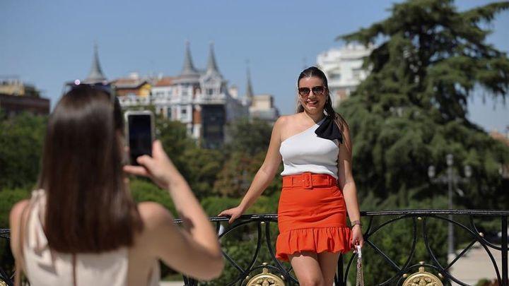 La previsión de mal tiempo en Madrid vuelve a poner en alerta los grandes parques de la capital