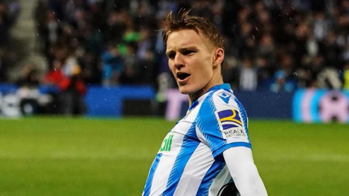 Odegaard vuelve al Real Madrid