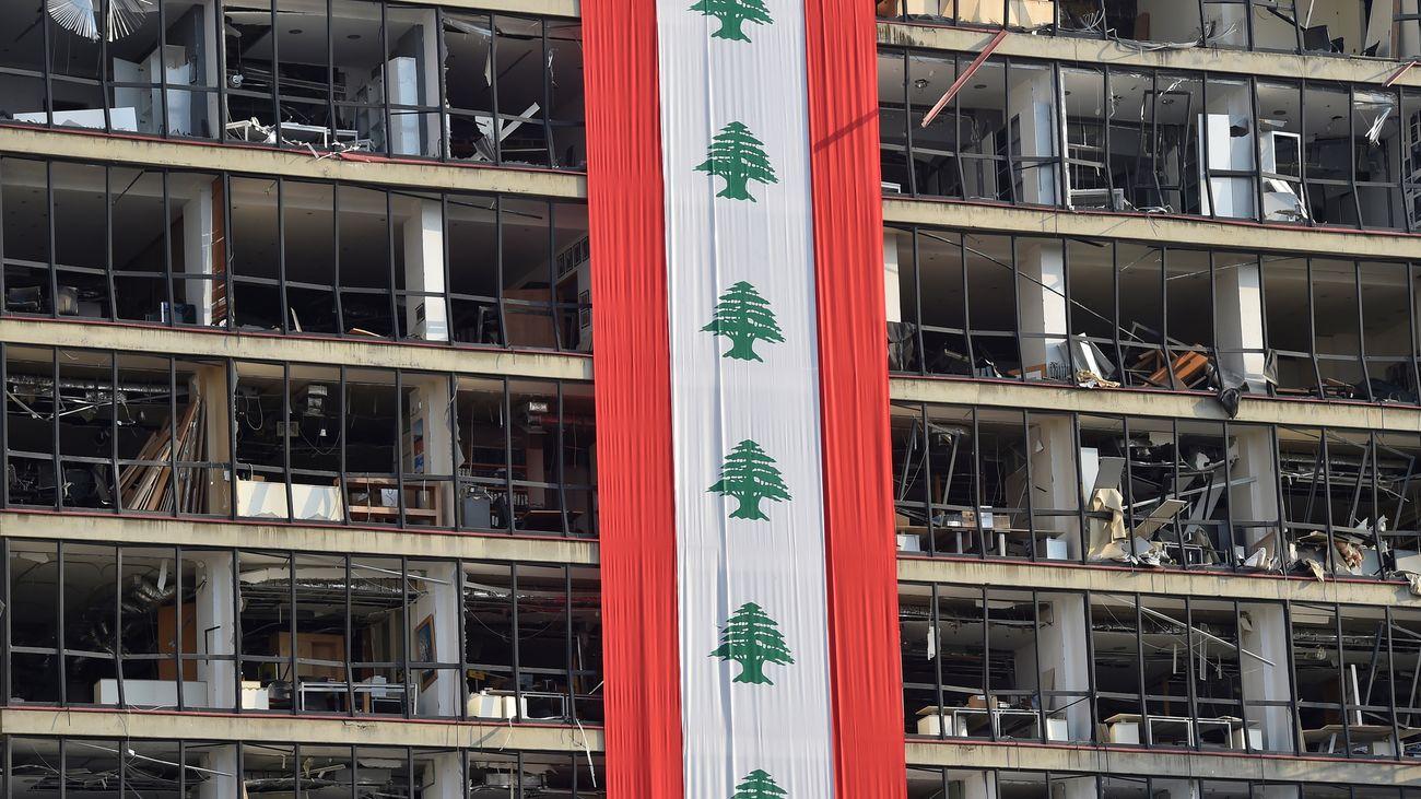 El Rey Felipe VI mantiene una conversación telefónica con el presidente del Líbano sobre la explosión en Beirut