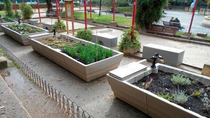 Madrid renueva los jardines Enrique Herreros de Chamberí