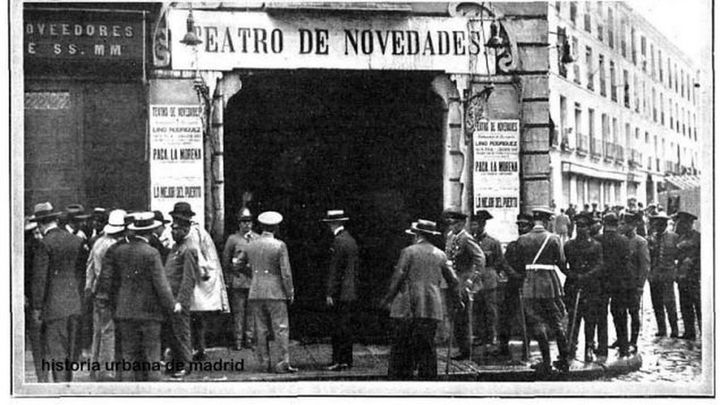 Recordamos el desaparecido Real Cinema de Ópera