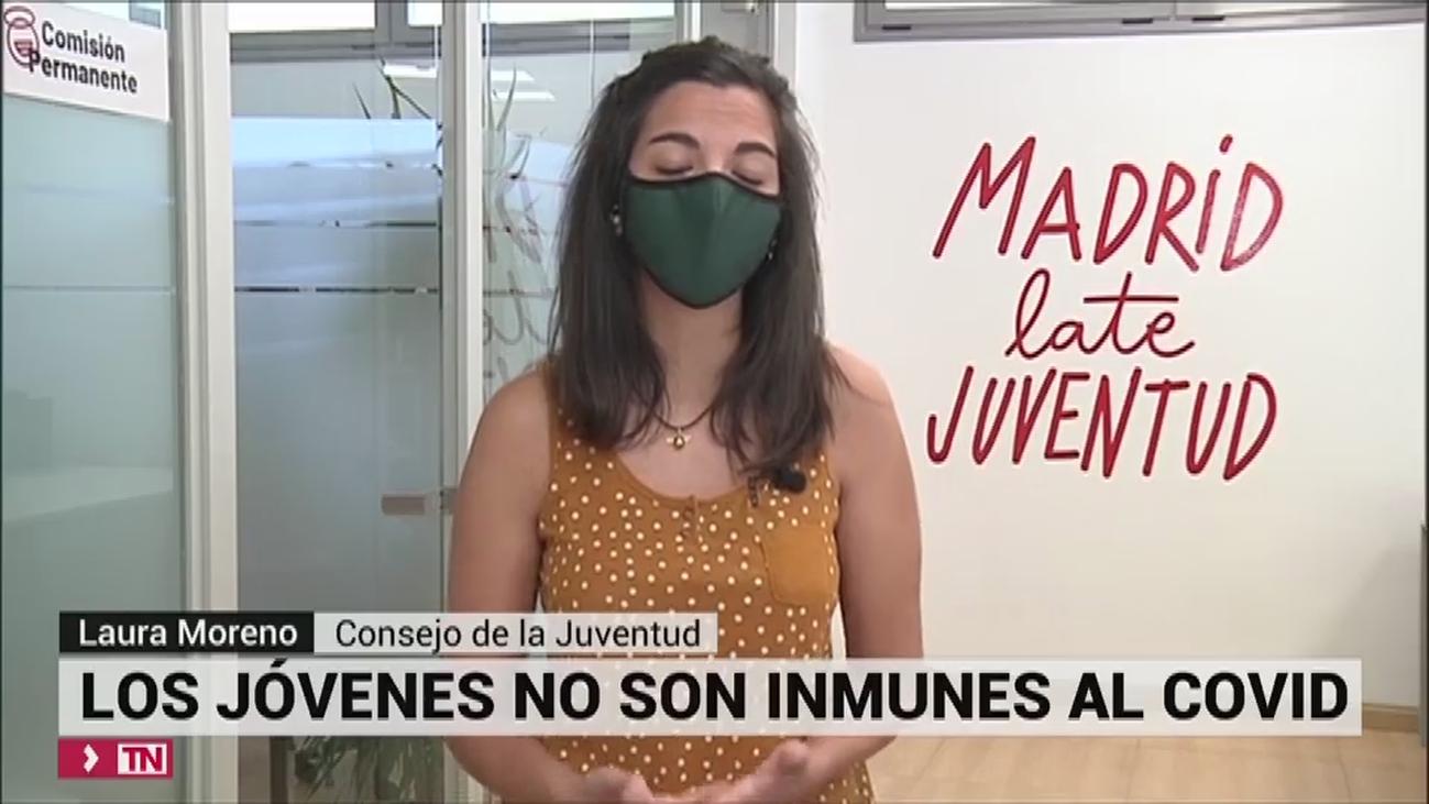 El Ejército instala un hospital de campaña en Zaragoza ante el aumento de casos