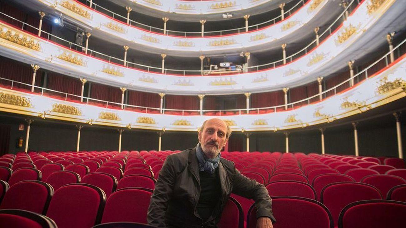 José Luis Gil, un desdichado rey homosexual en 'Eduardo II, Ojos de Niebla'