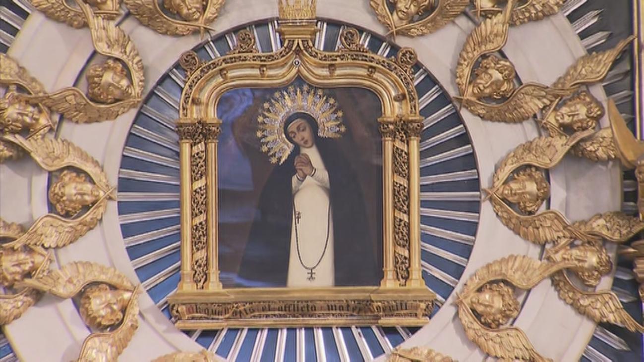 La misa de la Virgen de la Paloma se celebrará en Madrid a puerta cerraday será retransmitida por Telemadrid