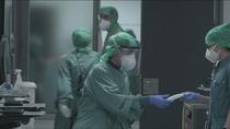 Encuentran indicios de una posible transmisión del covid-19 por el aire a cinco metros de un paciente