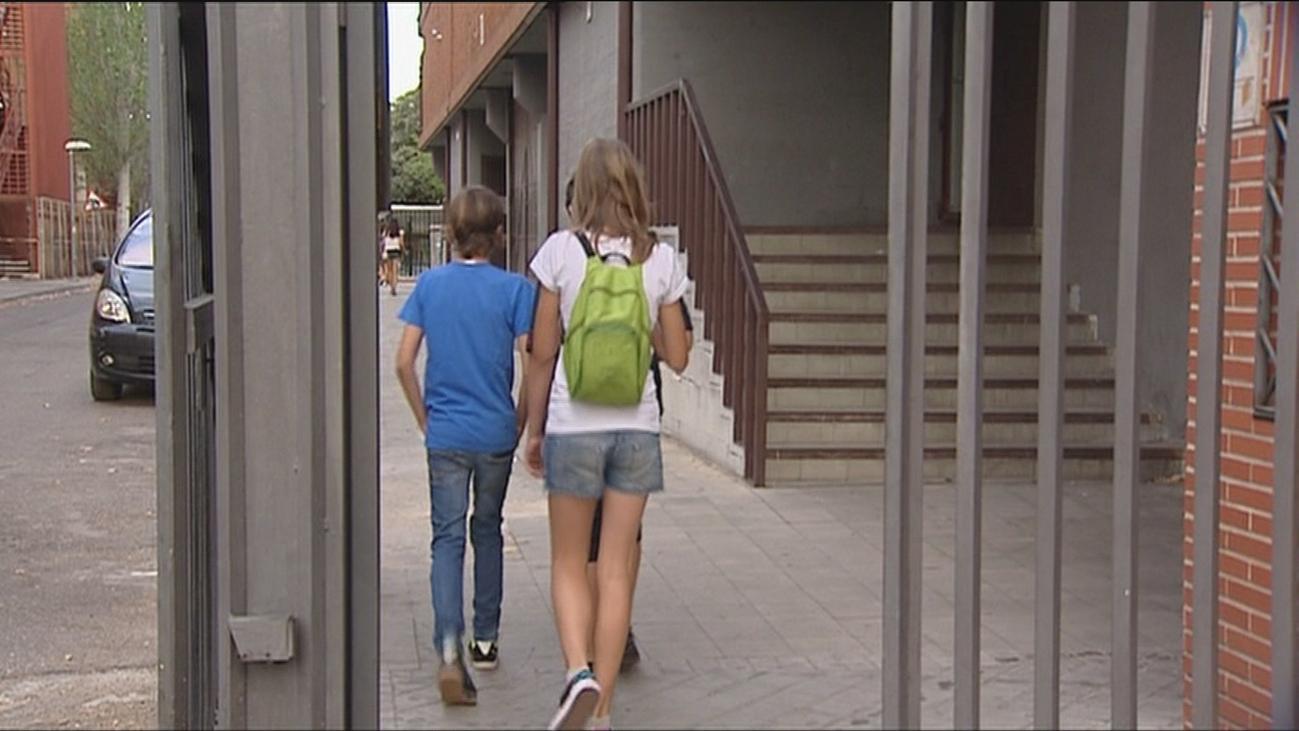 Madrid hará un muestreo para ver el estado inmunológico de los alumnos