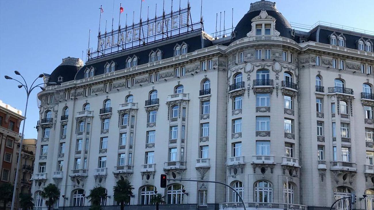 El Hotel Palace tiene pensado volver a abrir sus puertas a final de agosto