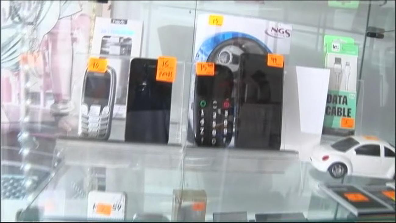 Tecnología y electrodomésticos de segunda mano a precio de chollo en Móstoles
