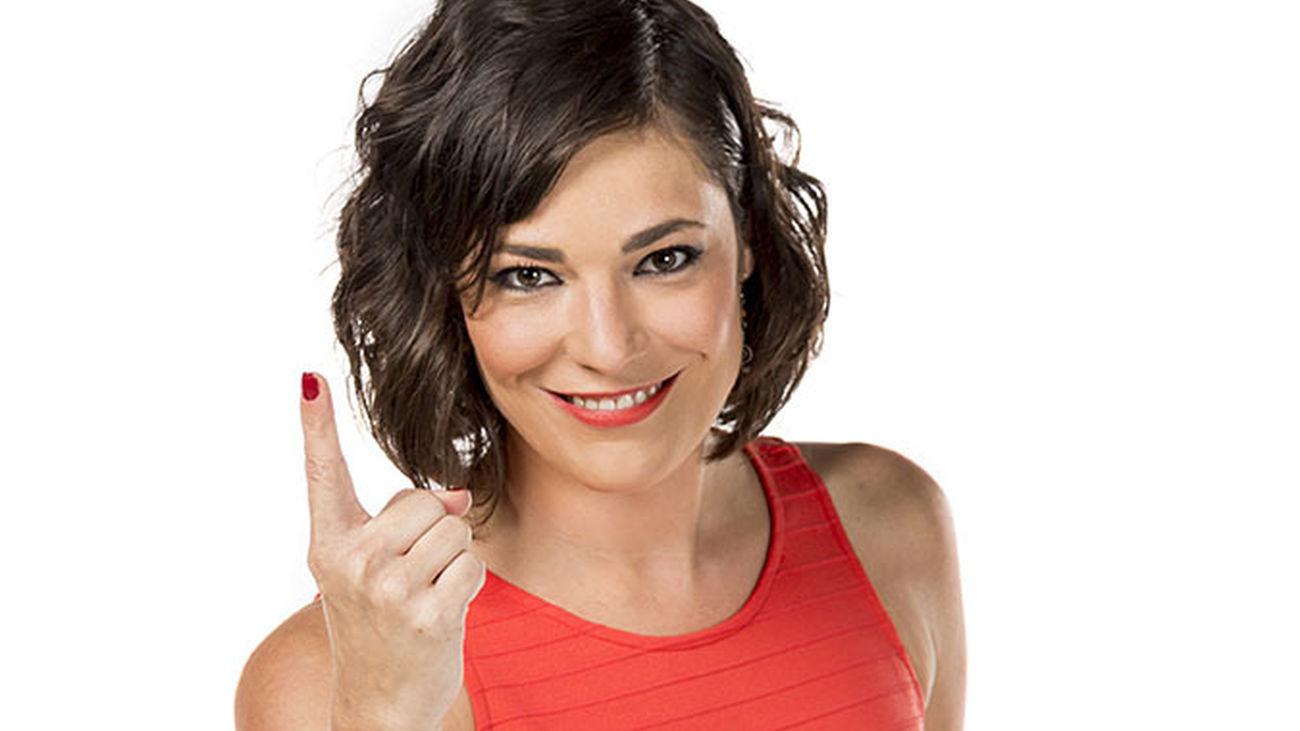 Carolina García presentará con Nacho Aranda los Deportes del Telenoticias 1 de Telemadrid