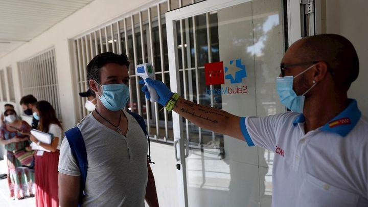 Caen los contagios por coronavirus en Madrid hasta 257 en las últimas 24 horas