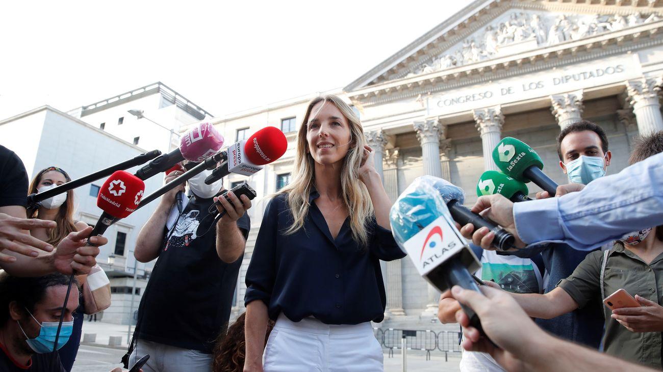 Casado destituye a Cayetana Alvarez de Toledo como portavoz del PP en el Congreso