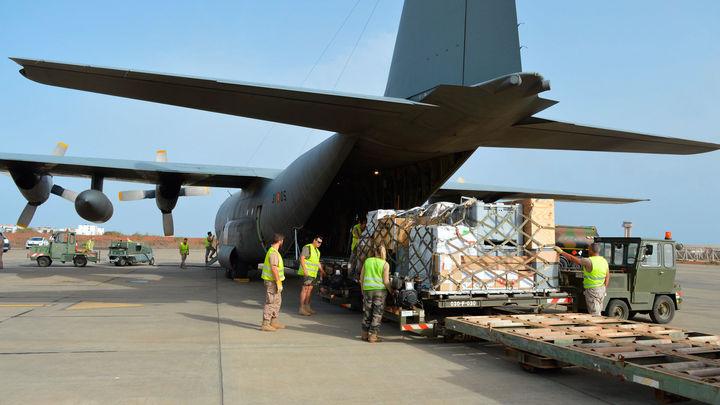 Defensa repatría por covid-19 a 25 militares desplegados en Senegal