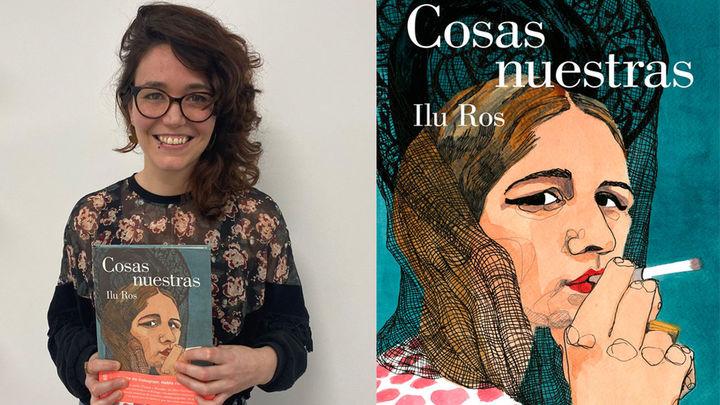Ilu Ros presenta su libro 'Cosas nuestras', un homenaje a los abuelos