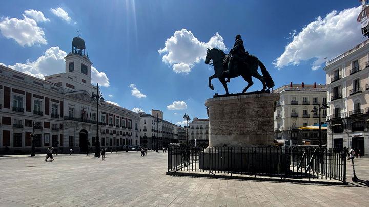 El origen de la Puerta del Sol de Madrid