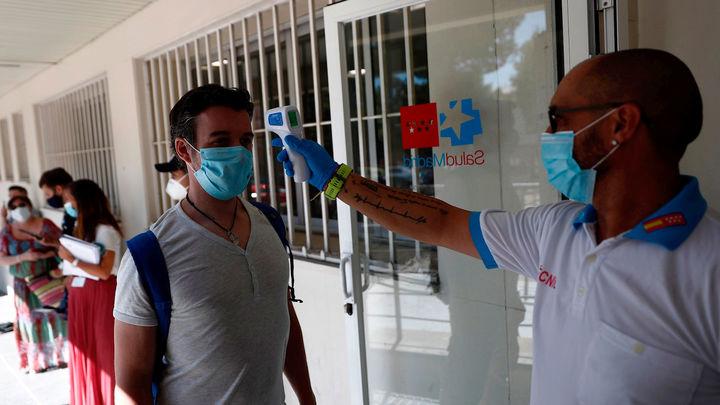 Alcobendas, Parla y Torrejón tienen ya más casos de coronavirus que en marzo