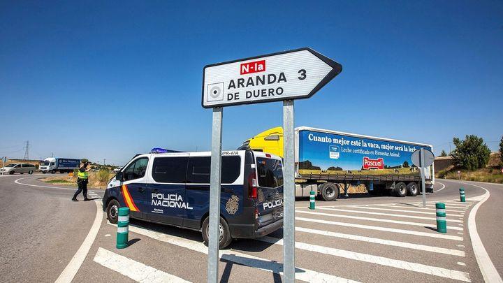 Aranda de Duero seguirá confinada hasta este viernes 21 de agosto