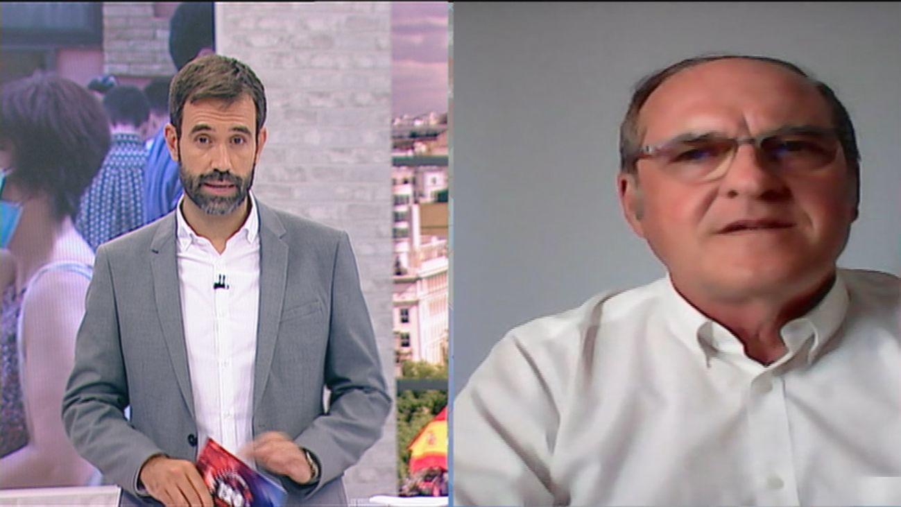 """Gabilondo no descarta la moción de censura porque """"se van acumulando las circunstancias"""""""