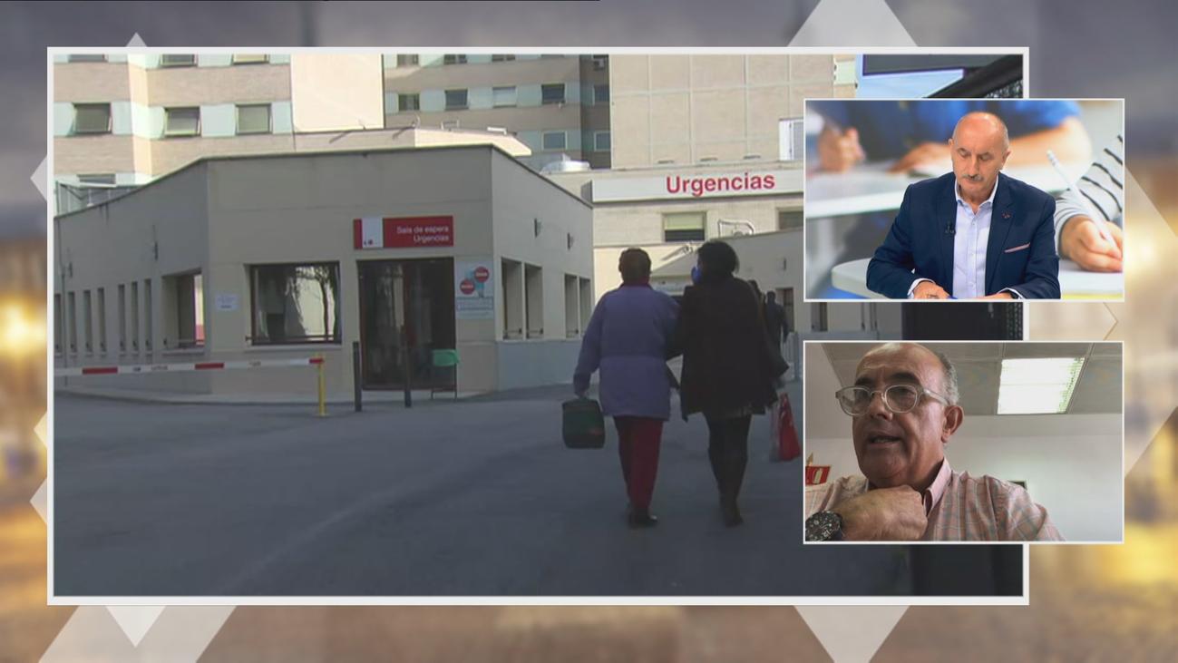 """Zapatero: """"Madrid está haciendo un enorme esfuerzo diagnóstico"""""""