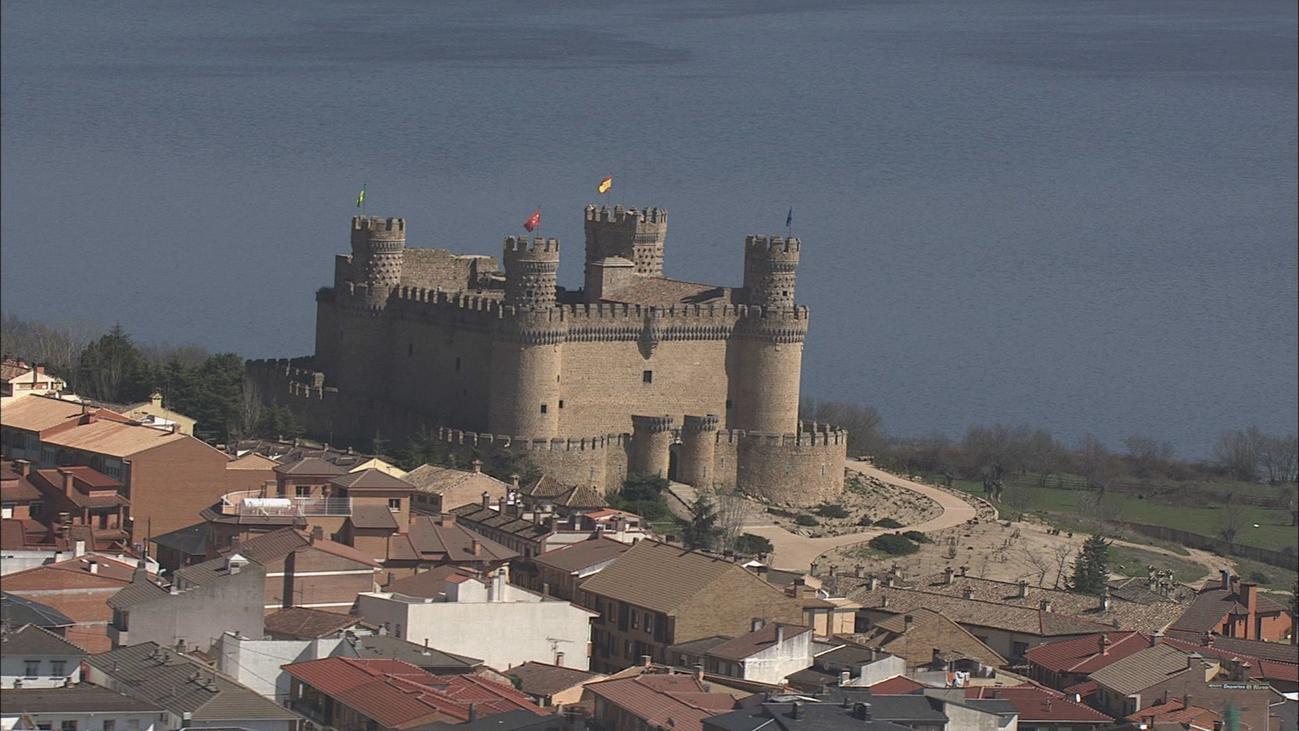 Maricantina, el fantasma del castillo de Manzanares El Real