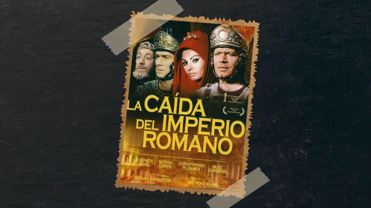 'La caída del Imperio Romano' y otras películas famosas que se han rodado en Manzanares El Real