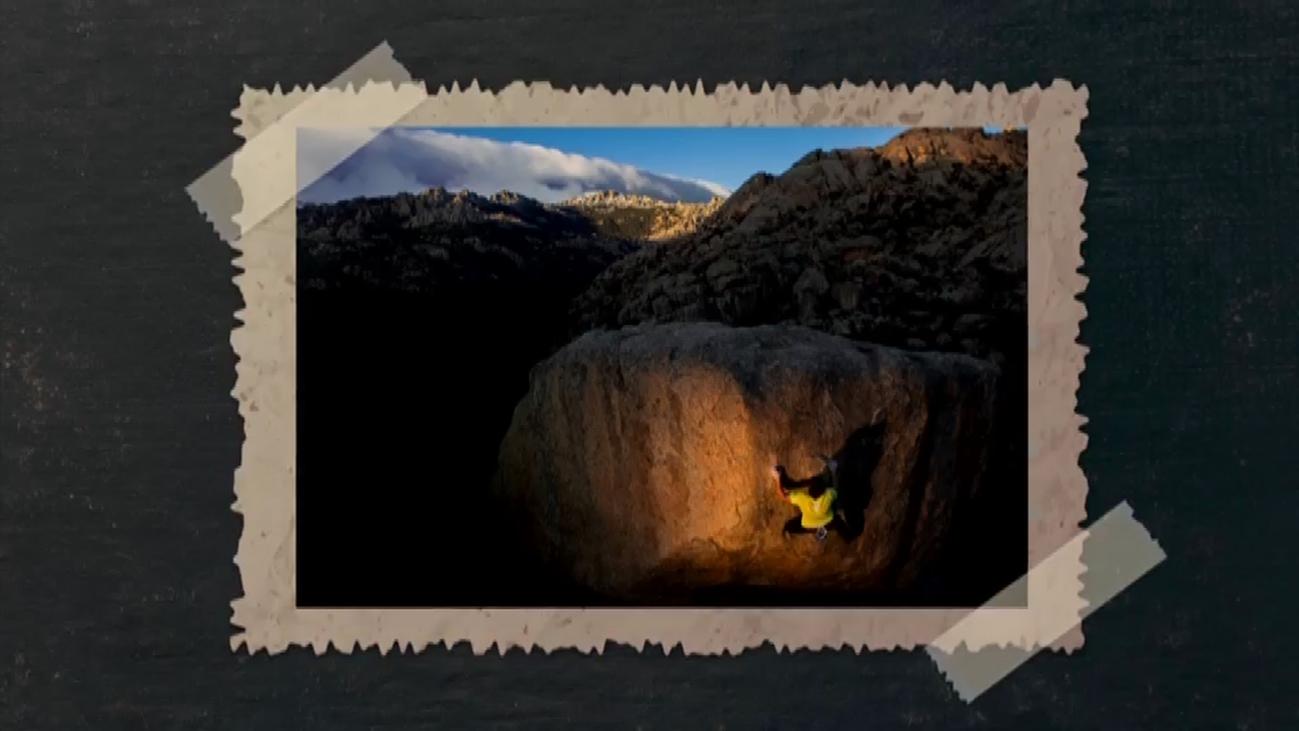 ¿Cómo trabaja un fotógrafo de escalada?