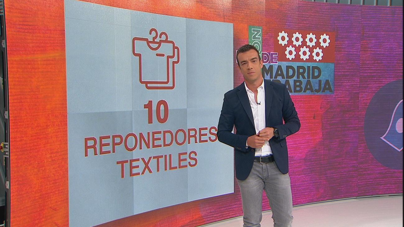 Se necesitan reponedores textiles
