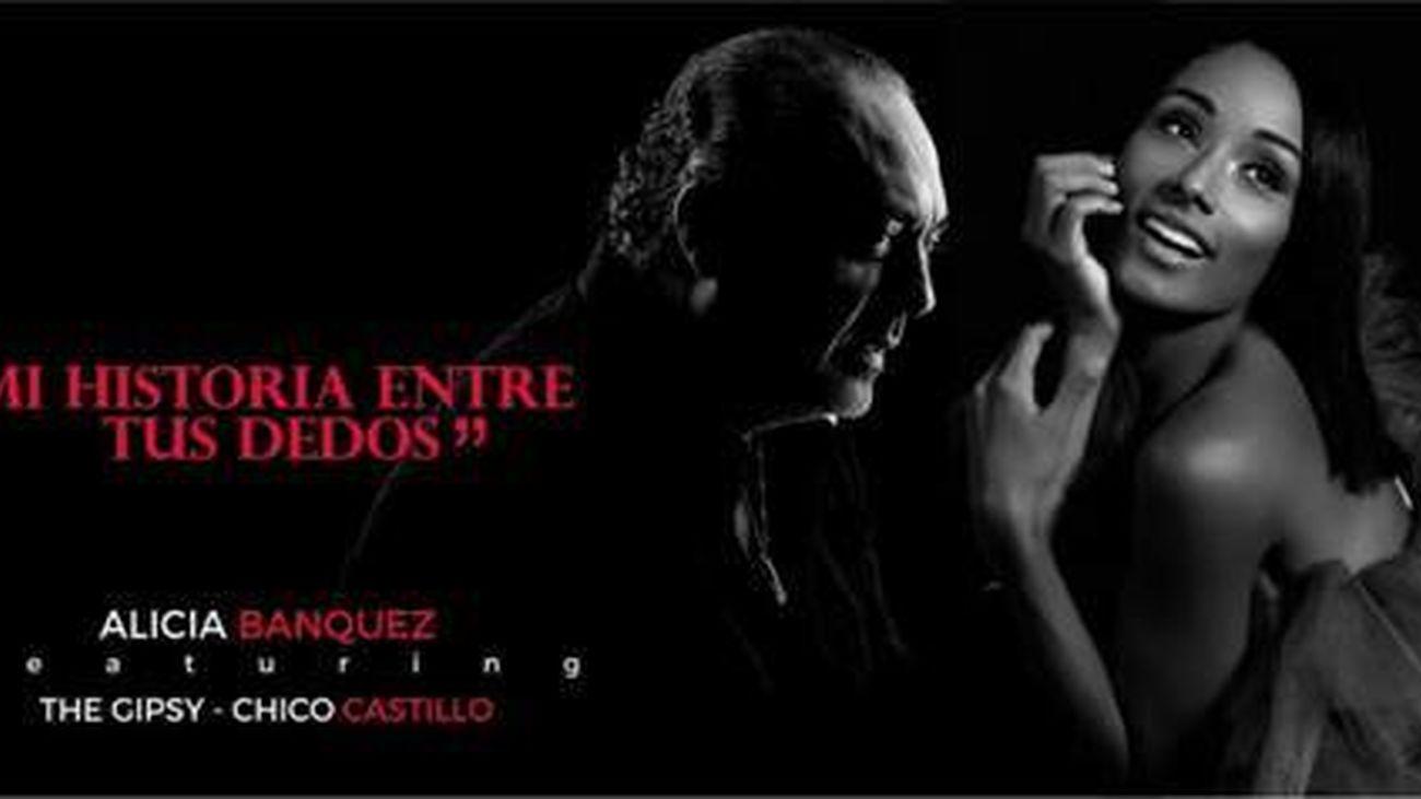 Chico Castillo y Alicia Banquez: 'Mi historia entre tus dedos'