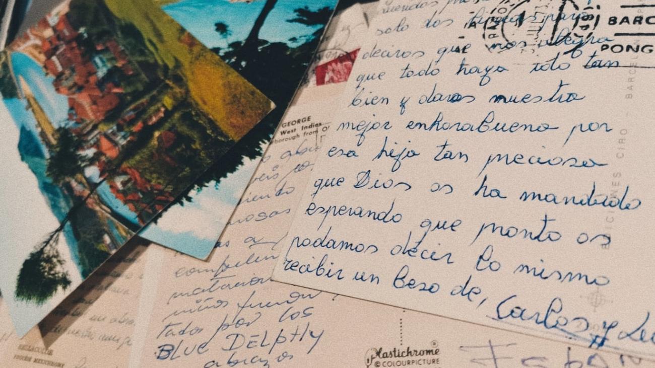 Un millón de postales en Madrid