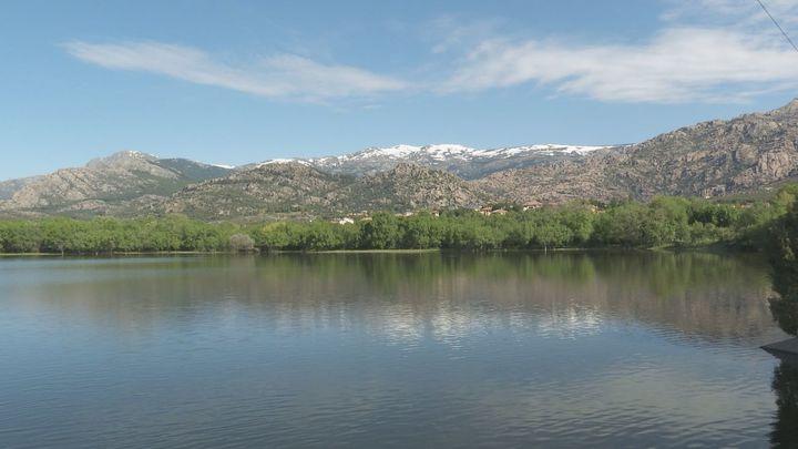 'Filomena' deja 70 hectómetros cúbicos de agua en los embalses de Madrid