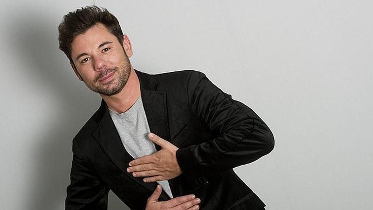 """Miguel Poveda: """"Soy una persona muy sensible y de no ser por la música no sé que habría sido de mi"""""""