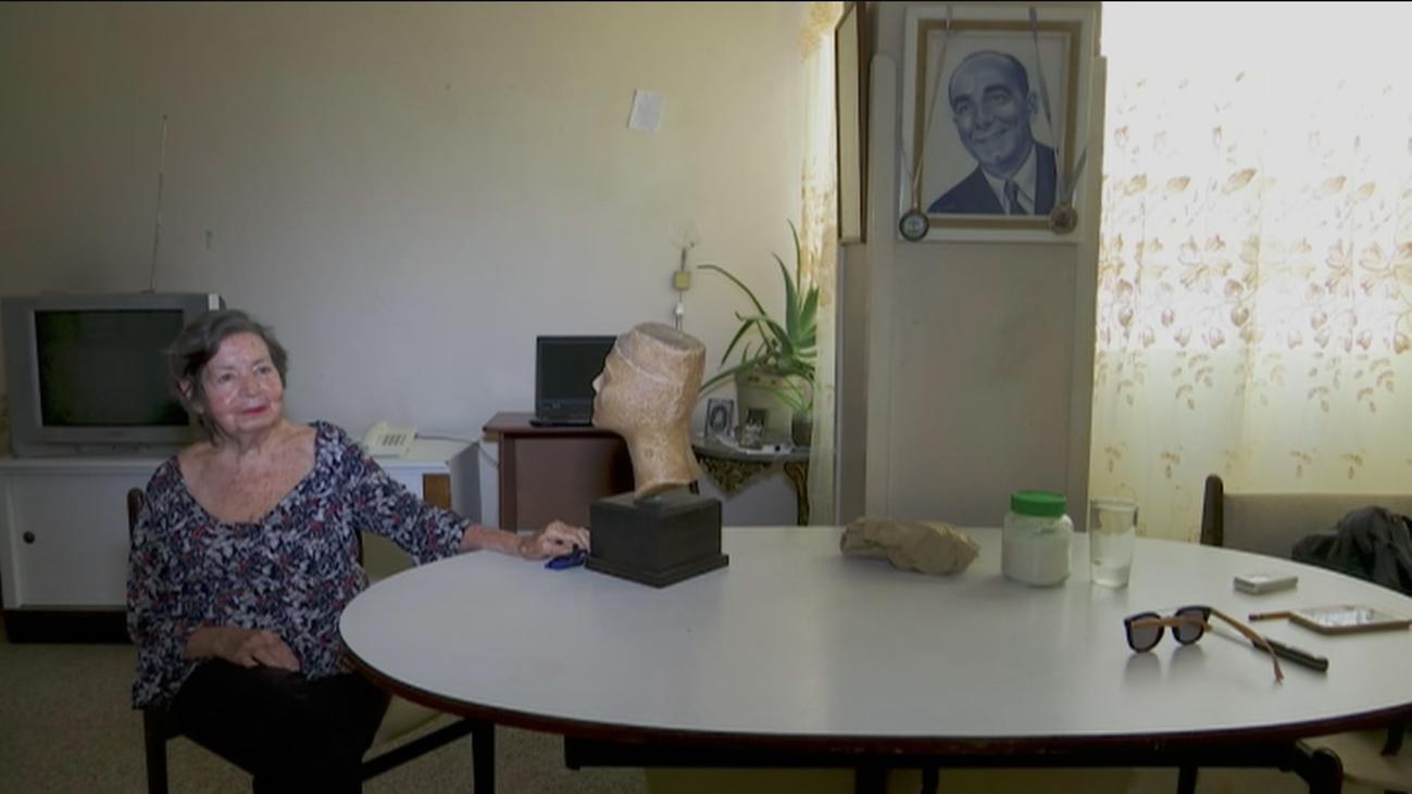 Berta, la madrileña de 80 años que vive en soledad en Venezuela