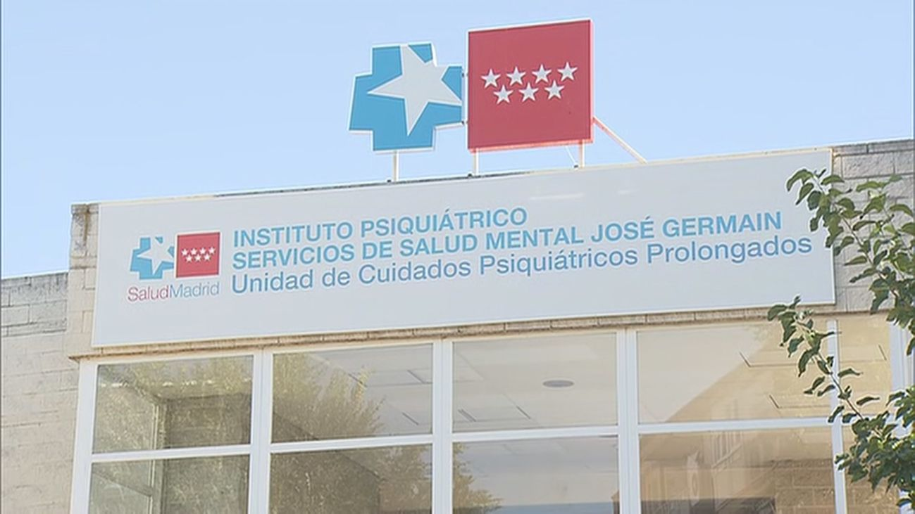 Instituto Psiquiátrico José Germain de Leganés