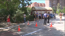 Madrid continúa con las pruebas masivas PCR en Vallecas