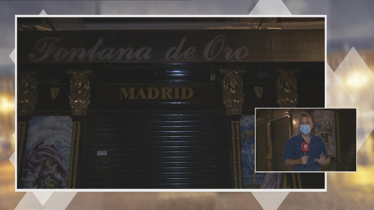 Primera noche en Madrid con el cierre de discotecas y la prohibición de fumar en la calle sin distancia
