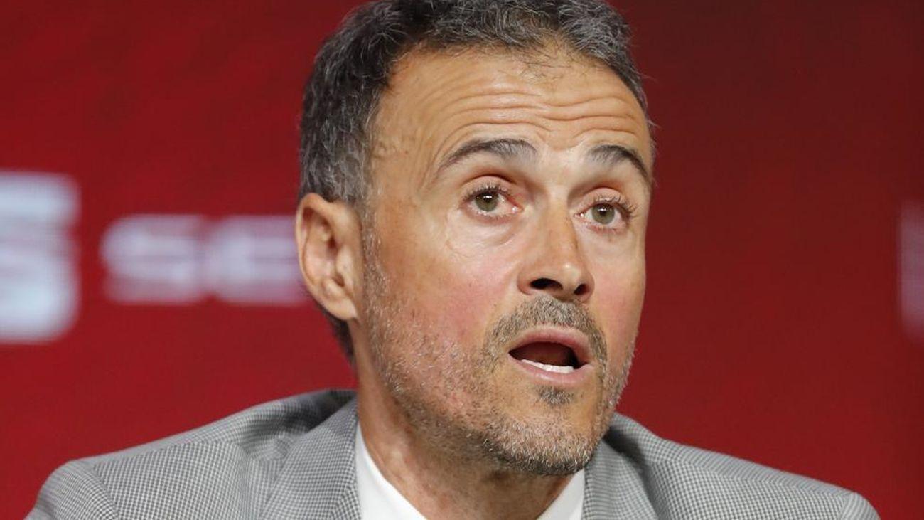"""Luis Enrique: """"Asensio ha madurado, ahora es mejor jugador"""""""