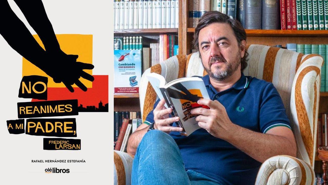 'No reanimes a mi padre, Frederic Larsan', una novela que retrata el día a día de los sanitarios de ambulancias