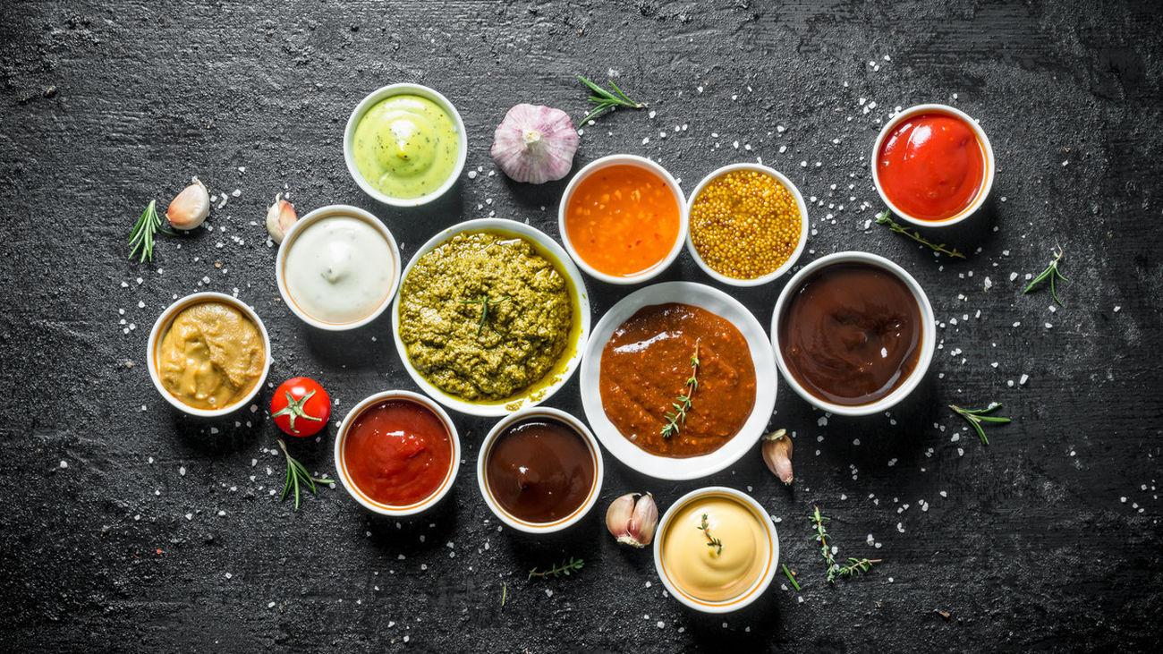 Rincón gastronómico: las salsas