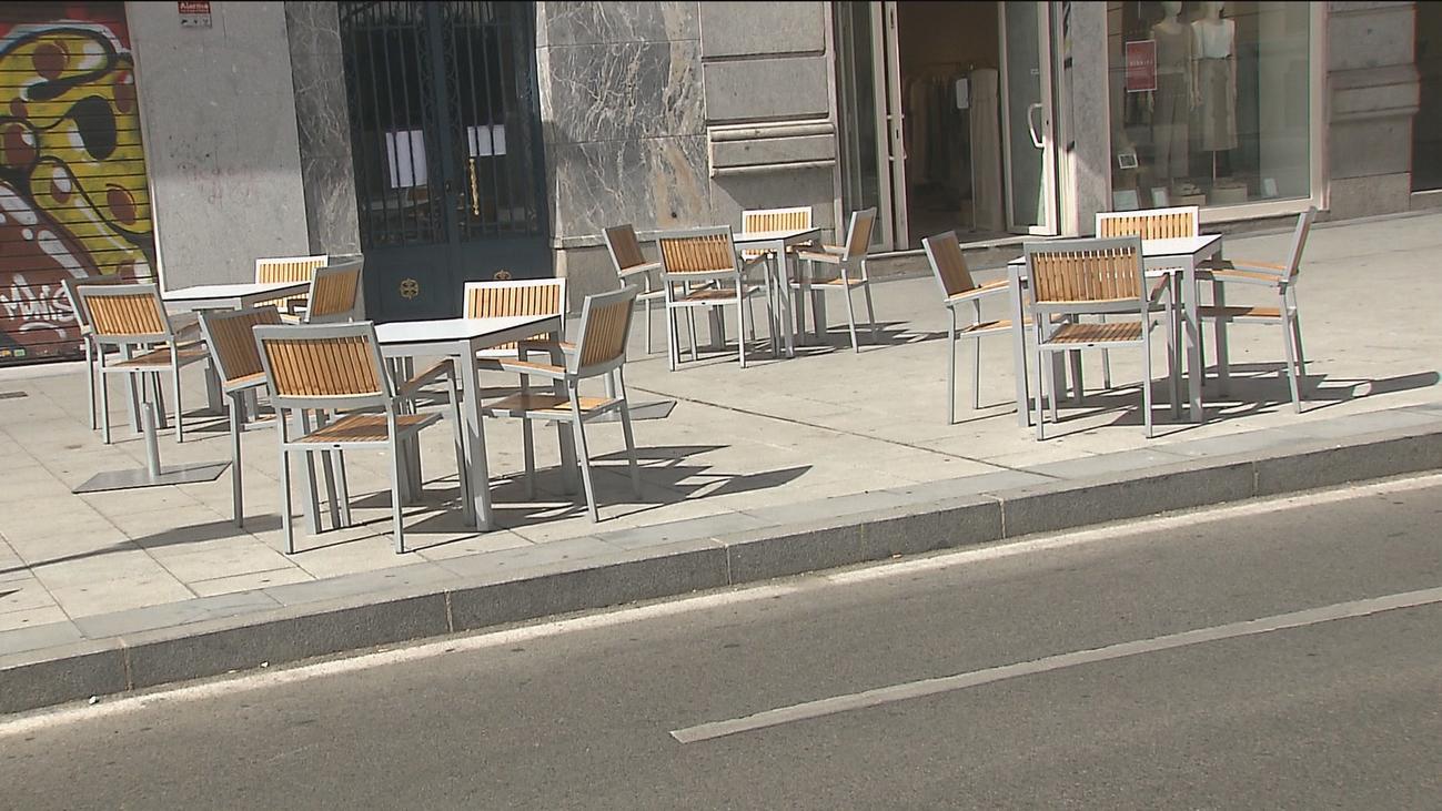 El 40% de la hostelería madrileña podría no sobrevivir a las medidas de protección frente a  la Covid-19