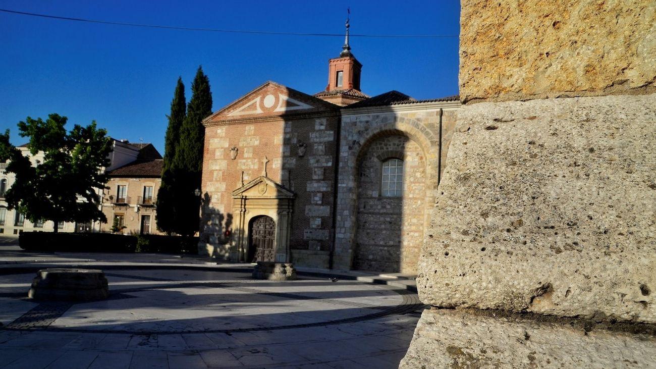Alcalá de Henares, Santa María